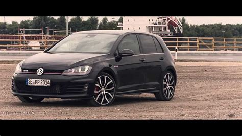 black volkswagen volkswagen golf 2015 black wallpaper 1280x720 26313