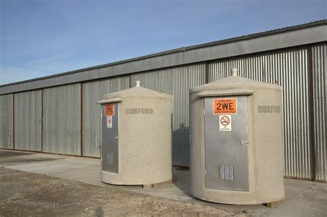 Chemical Sheds by Concrete Dangerous Goods Chemical Storage Sheds Burford