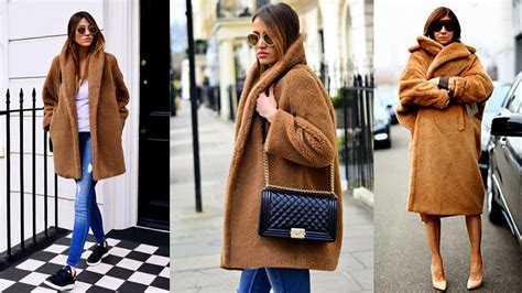 Style Glossary Teddy by How To Style The Teddy Coat Fashion Style Mag