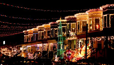 7 best christmas light displays around baltimore 2017