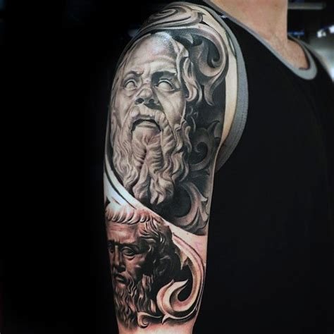 philosophical tattoos 30 socrates designs for philosopher ink ideas