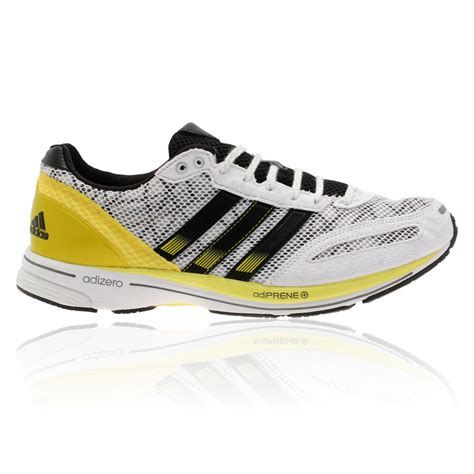 how to fit running shoes adidas adizero adios 2 running shoes wide fit 29