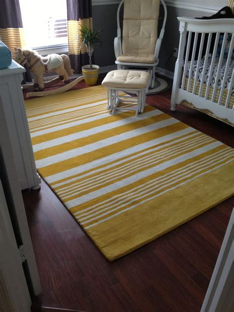 Boys Nursery Rug by Yellow And Gray Boys Nursery Rug From Homegoods Bedding