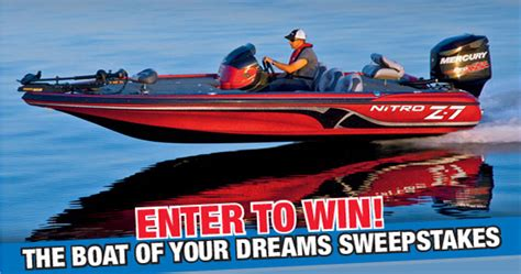 Domino Sugar Nashville Sweepstakes - boat sweepstakes or giveaways autos post