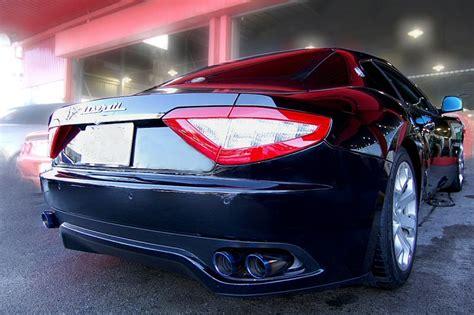 Maserati Exhaust Sound Kreissieg Maserati Gran Turismo S Grancabrio F1sound
