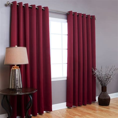 gray and red curtains red and grey curtains bing images