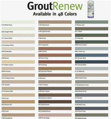 custom building products grout colors our bathroom tile grout is canvas but antique white will