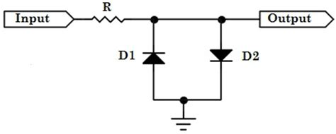 diode circuit limiter theory