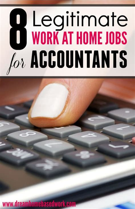 Online Jobs Work From Home Uk - 8 legitimate online jobs for accountants and bookkeepers