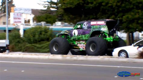 who drives grave digger truck truck grave digger drive on a