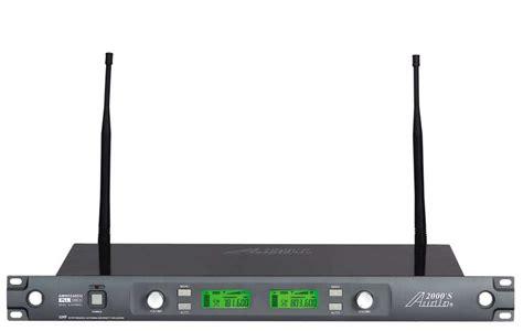 Pll Uhf Dual Channel Wireless System Lengkap Proel Wm600dkit 1 Audio2000s Uhf Pll Dual Channel Wireless Guitar System