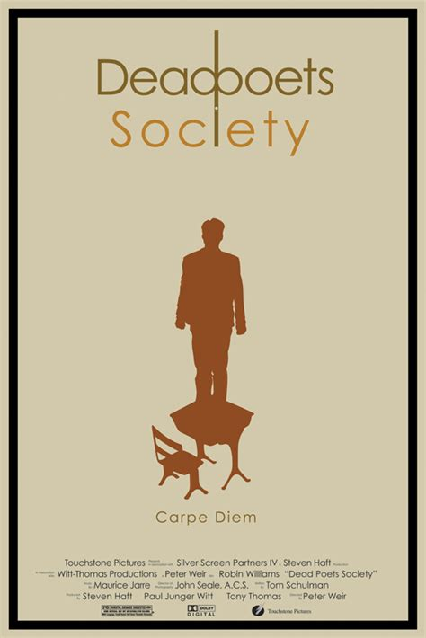 Novel Dead Poets Society dead poets society quot this is a battle a war and the casualties could be your hearts and souls