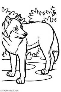lobos colouring pages 2