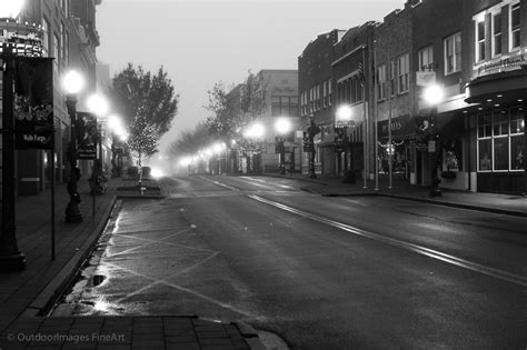 lights in rock hill sc lights on in early morning mist