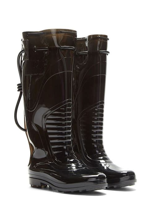 raf simons drops quot blade runner quot inspired future wellington boots vibzn