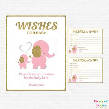 Wish For Baby Shower by Best Baby Shower Wish Cards Products On Wanelo