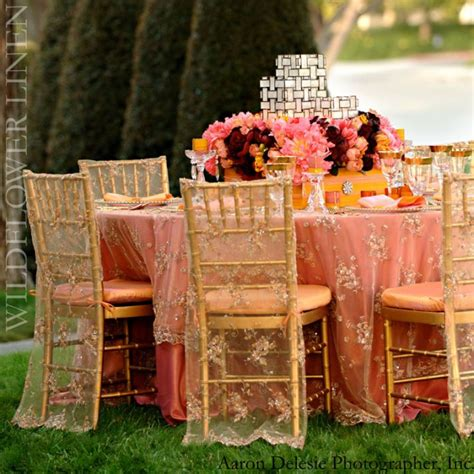 wedding table and chair decorations story on the spot marriage ceremony chairs