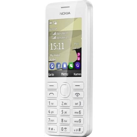 java themes nokia 206 nokia 206 ds t 233 l 233 phone portable dual sim appareil photo 1