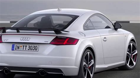 review audi tt coupe   competition  youtube