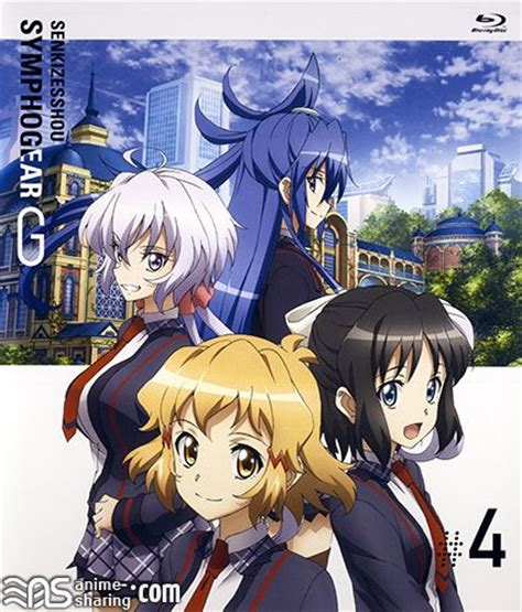 anime xdcc packlist senki zesshou symphogear g original soundtrack 4 anime