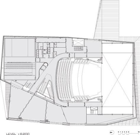 Large House Floor Plans gallery of theatre agora unstudio 34