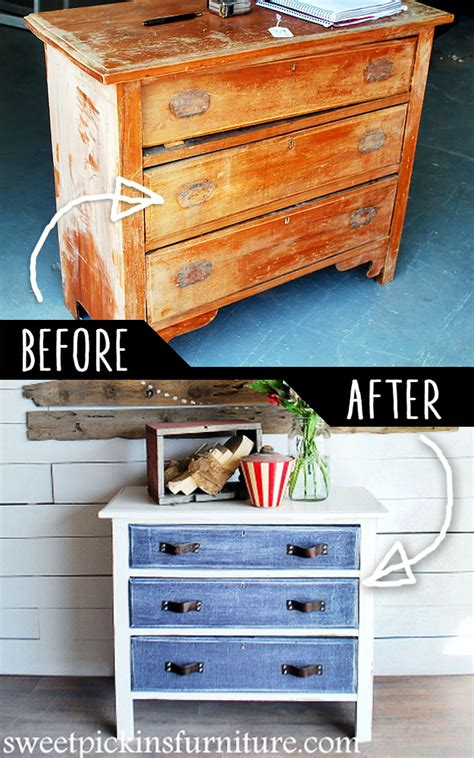 diy painted furniture 36 diy furniture makeovers diy
