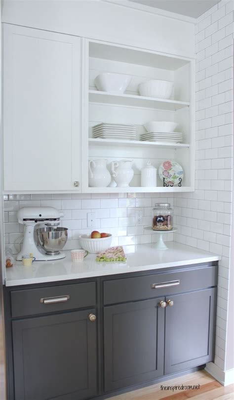 white cabinet paint color kitchen cabinet colors before after dove white