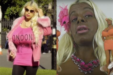 martina big dark skin white german woman has chemical tan with hopes of