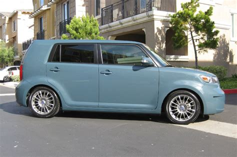 scion xb 18 wheels recommended tire size for 17 quot scion aftermarket wheels