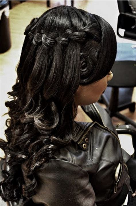 Wedding Hairstyles For Black With Hair by Hair Hairstyle Xcsunnyhair