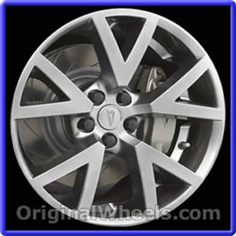 Pontiac Bolt Pattern by 2009 Pontiac G8 Rims 2009 Pontiac G8 Wheels At