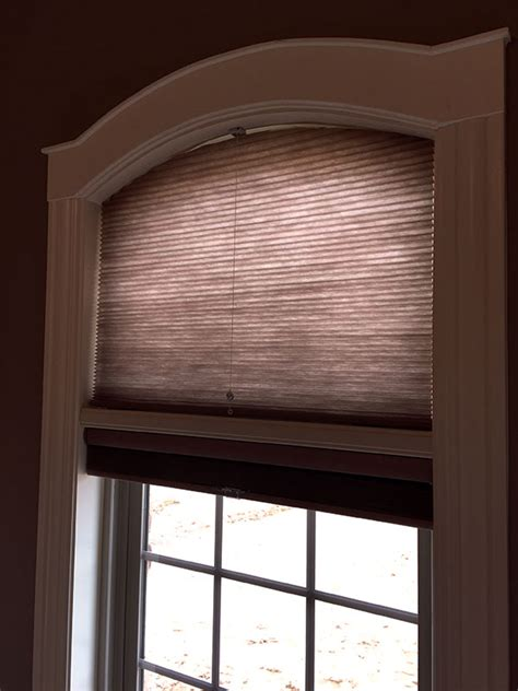Window Treatments For Arched Windows Decor The Popular Window Blinds For Arched Windows Property