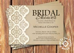 shabby chic bridal shower invitations by fromheadtotoedesigns