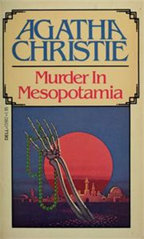 Novel Pembunuhan Di Mesopotamia Murder In Mesopotamia Agatha Christie murder in mesopotamia 1979 edition open library