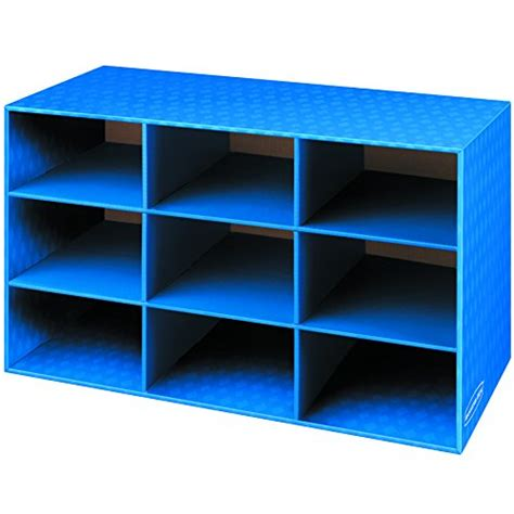 9 Cubby Shelf by Bankers Box Classroom 9 Compartment Cubby Storage 16 Quot H X