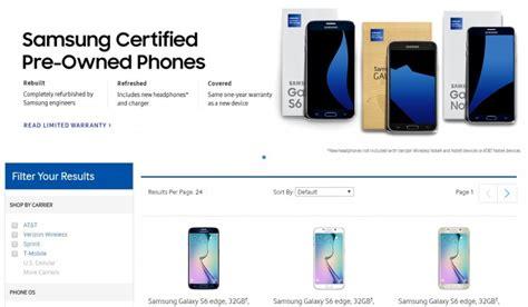 Harga Samsung S6 Refurbished samsung mulai jualan galaxy rekondisi ini harganya