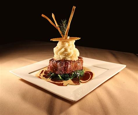 filet mignon menu filet mignon entree menu and food production pinterest