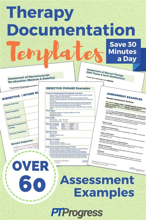 Common Physical Therapy Abbreviations Occupational Therapy Documentation Templates