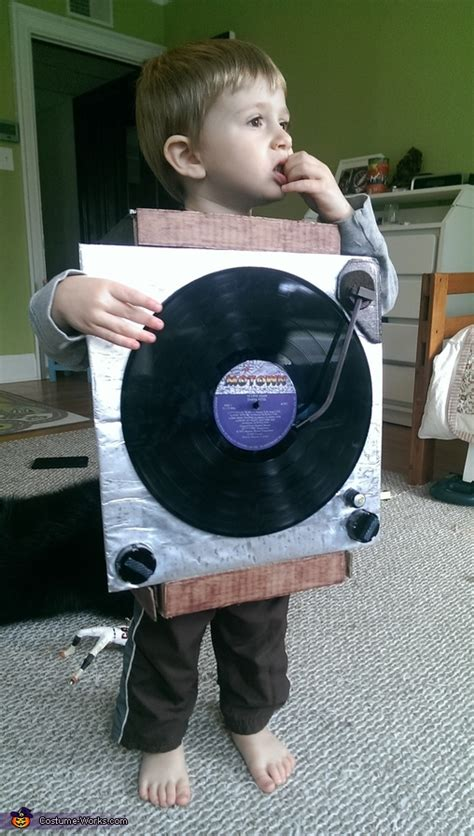 record player costume unique diy costumes