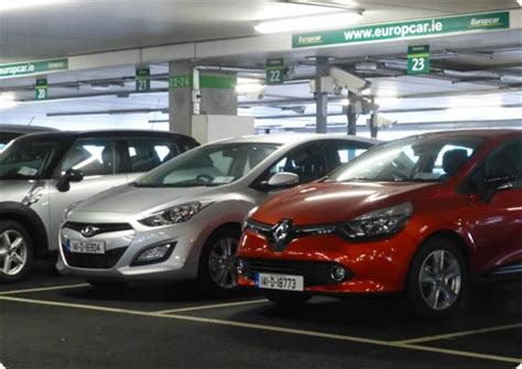 Europcar Car Types Uk by Cheap Car Hire Dublin Airport Compare Prices With
