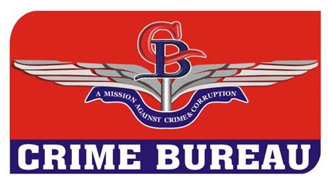 crime bureau logo म ड य ट ड न य ज न टवर क