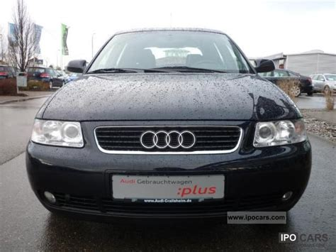 2002 audi a3 attraction 1 6 automatic climate control car photo and specs