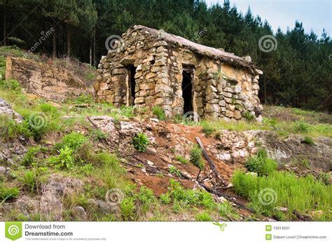 House Plans South Africa Abandoned Stone House Stock Image Image 13014031