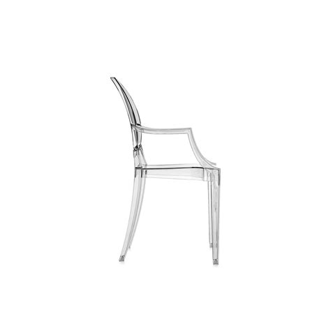 sedia ghost sedia per bambini loulou ghost by kartell lovethesign