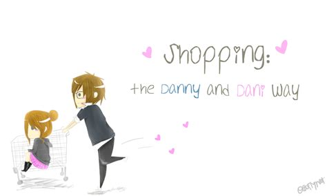 wallpaper online shopping shopping danny dani wallpaper by natsumixdaxninja on