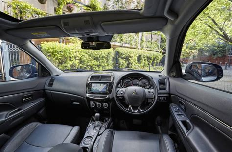 asx mitsubishi interior 2017 mitsubishi asx now on sale in australia from 25 000