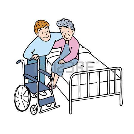 futon pflege altenpfleger clipart 1 clipart station