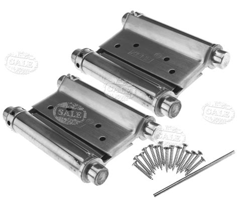 hinges for doors that swing both ways 2 x 3 double swing door hinge action hinges 2 way saloon