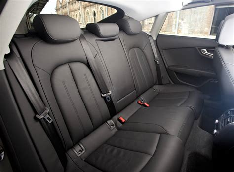 Audi A7 Rear Seats by 2013 Audi A6 A7 3 0 Tdi Biturbo With 230kw On Sale In