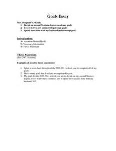 College Application Essay Lifetime Goals Essays About Goals Essays About Lifetime Goals Titles For Essays About